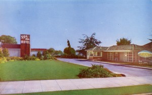55th Ave. Motel, 2320 55th Ave., Oakland, California